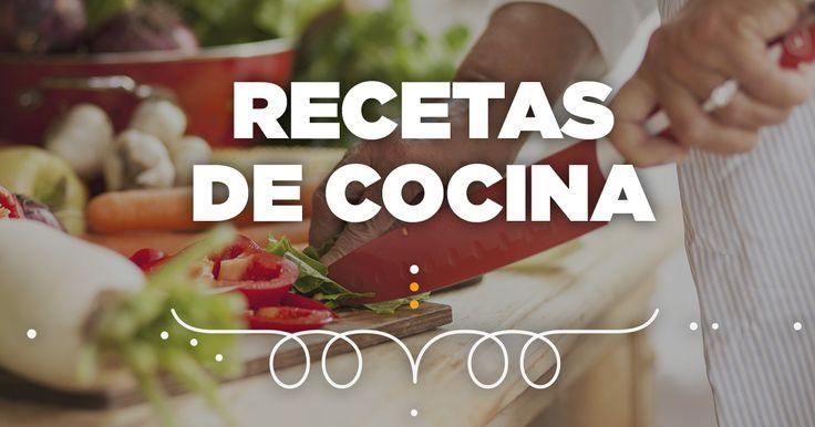 Aprende a cocinar los más ricos platillos y encuentra una gran variedad de recetas para todos los gustos y ocasiones.