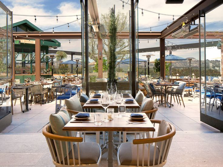 Eataly L.A.'s New Rooftop Restaurant, Terra, Opens This Week