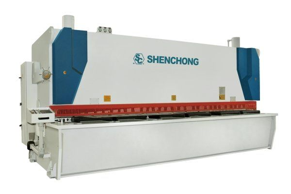 Cnc Press Brake Three Steps To Distinguish The Quality Of Shearing Cnc Press Brake Shearing Sheet Metal Shear