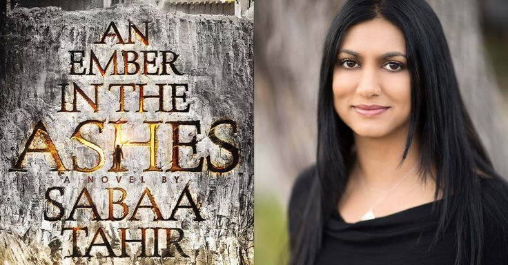 Meet your new YA obsession: 'An Ember in the Ashes' by Sabaa Tahir.