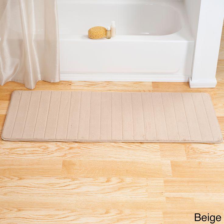 Trademark Windsor Home d Extra Long Bath Mat -
