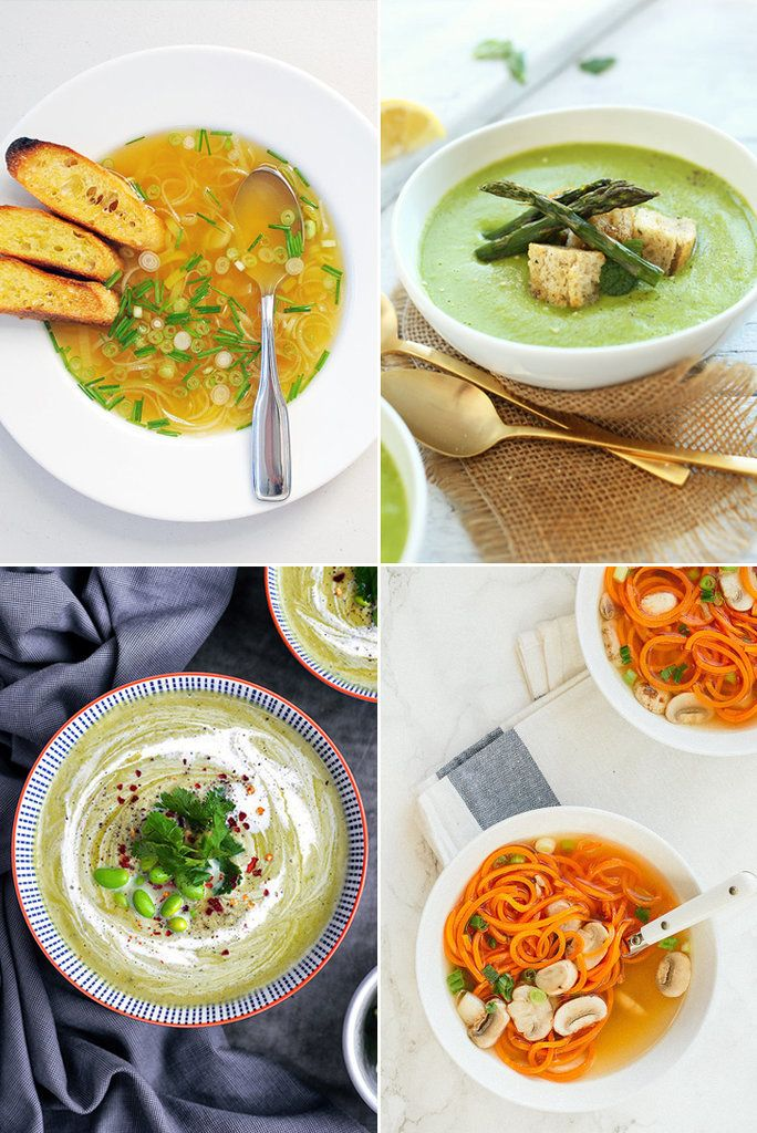 21 Spring Soup Recipes You'll Want to Simmer All Season Long