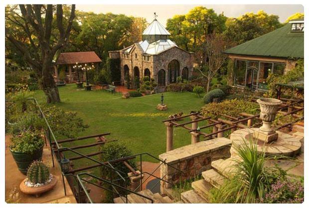 SHEPSTONE GARDENS | Built at the turn of the century, Shepstone Gardens has established itself as one of the South Africa's finest privately developed gardens; a unique landmark on Johannesburg's historical Witwatersrand Ridge.