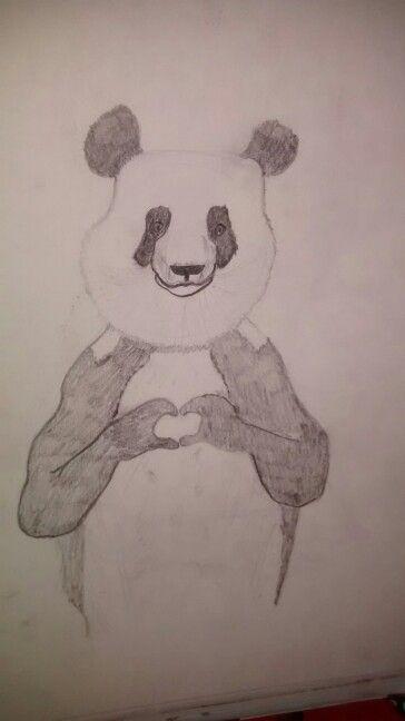Love panda copy