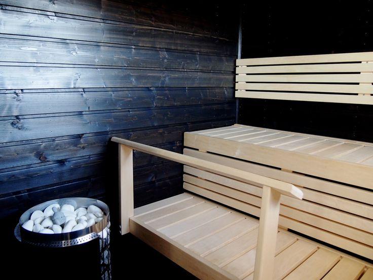 musta sauna | Kestosuosikki: musta sauna