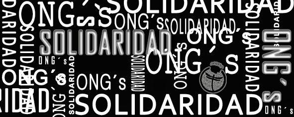 Proyectos solidarios y ONG´s con las que nos implicamos.