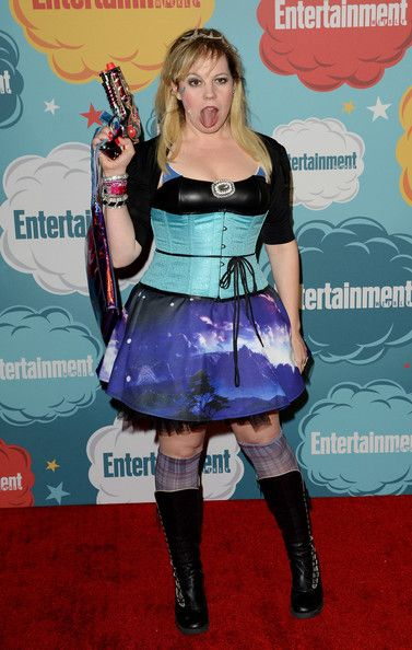 Actress Kirsten Vangsness attends Entertainment Weekly's Annual Comic-Con Celebration at Float at Hard Rock Hotel San Diego on July 20, 2013 in San Diego, California.