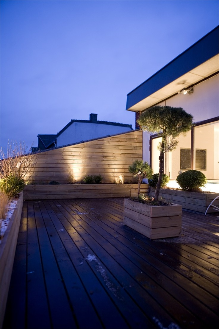 25 best Home // rooftop gardens / roof terraces images on ...