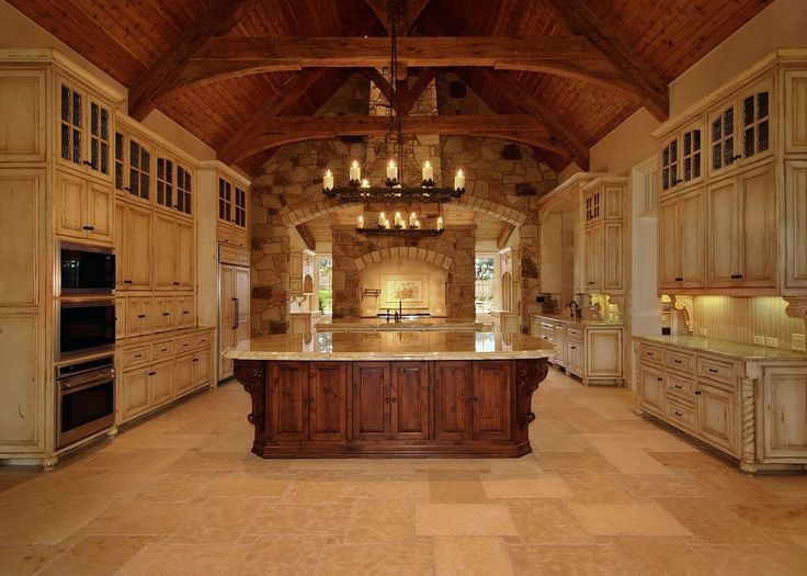161 best Elegant Luxury Kitchens images on Pinterest | Dream ...