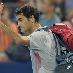 #TBT Federer Drops Annacone! ... Swiss tennis player Roger Federer, winner of 17 Slam tournaments, has called it quits with his coach, American Paul Annacone, who has worked with him the past three years. 10/12/13