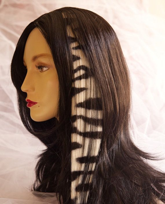 18 Best Leopard Hair Extensions Images On Pinterest Leopard Print