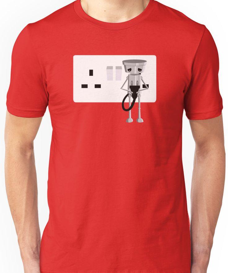 Imported Chibi Robo  Unisex T-Shirt