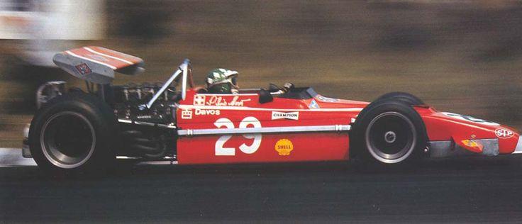 Silvio Moser / Bellasi F1 70 / Ford