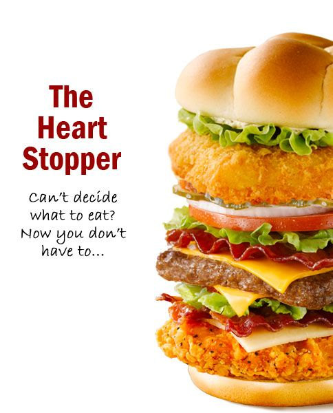 The heart stopper