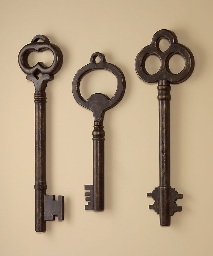 Wall Decor Keys : Best images about home decor ideas on