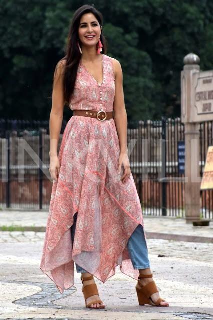 Katrina Kaif to perform high-octane action in Tiger Zinda Hai!