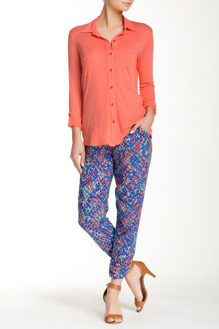 Batik Print Pant by Splendid on @HauteLook