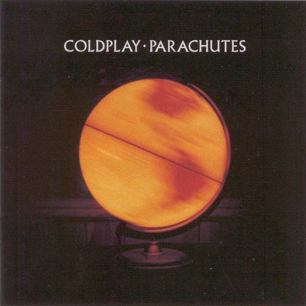 online at www.backtovinyls.fr Coldplay . Parachutes #coldplay