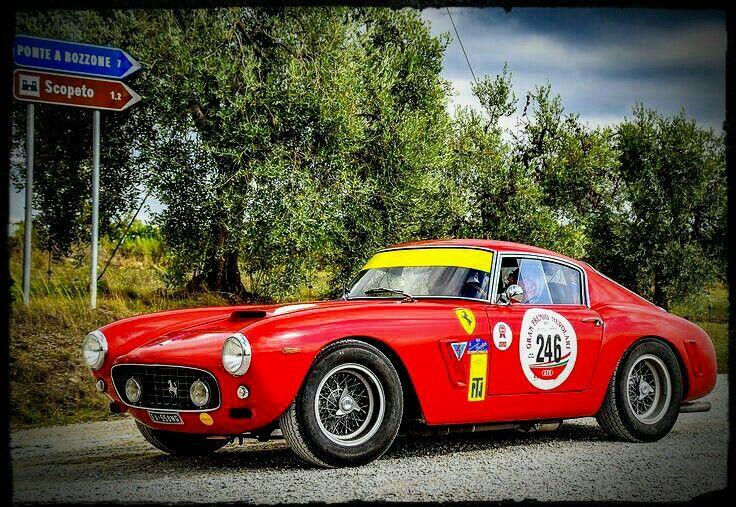 Ferrari 250 Berlinetta Super Cars Ferrari Cool Cars