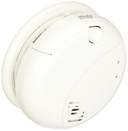 First Alert 7010B Smoke Alarm With Photoelectric Sensor