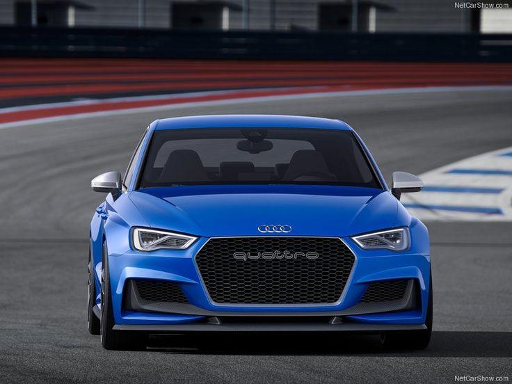 The 2014 Audi A3 Quattro Clubsport Concept? #windscreen http://www.windblox.com