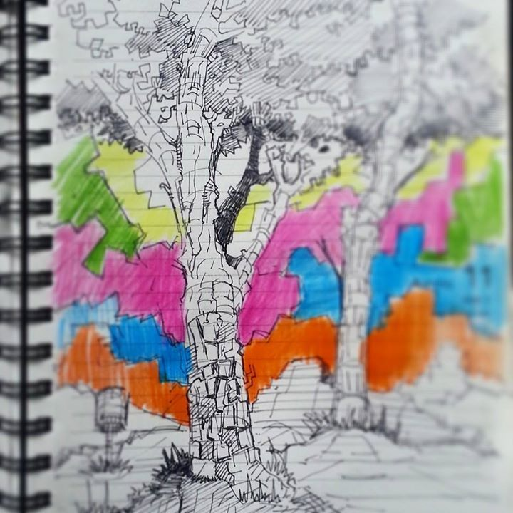 tree colours jishnu