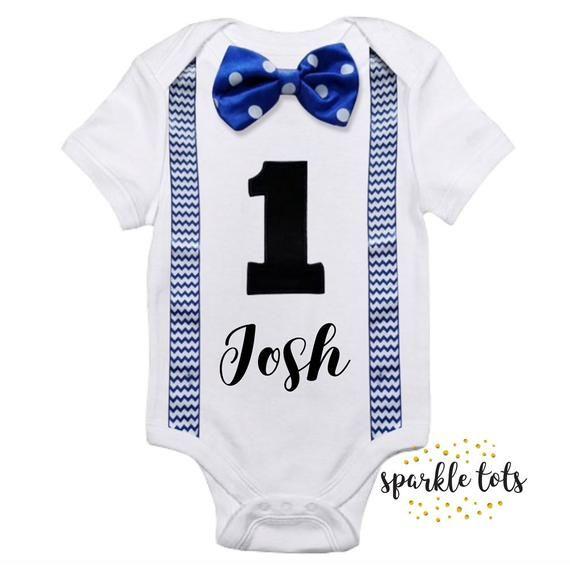 boys 1st birthday first birthday vest romper boy baby boys 1st birthday outfit