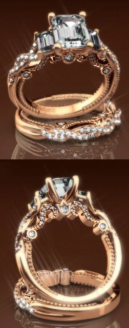 Diamond Couture Rings