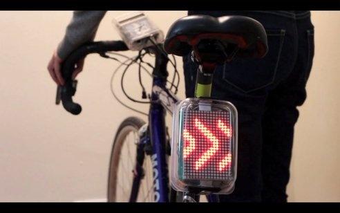 DIY Arduino-Powered Bike Lights, Turn Signals, and Odometer : TreeHugger