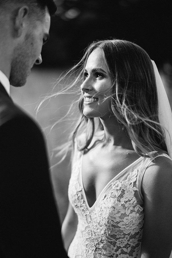 SHANNON + TAYLOR // #wedding #bride #bridal #gown #lace #rustic #elegant #veil #hair #makeup #nsw #photographer