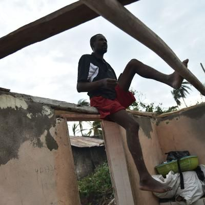World: The Death Toll From Hurricane Matthew in Southwest Haiti Jumps to 283   New story from TIME in World : The Death Toll From Hurricane Matthew in Southwest Haiti Jumps to 283  TIME.com World