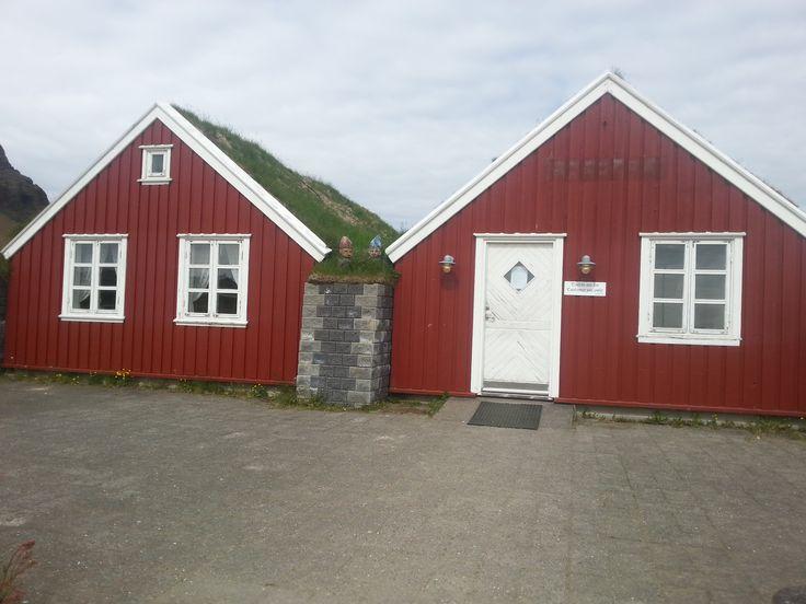Arnarstapi, Islandia