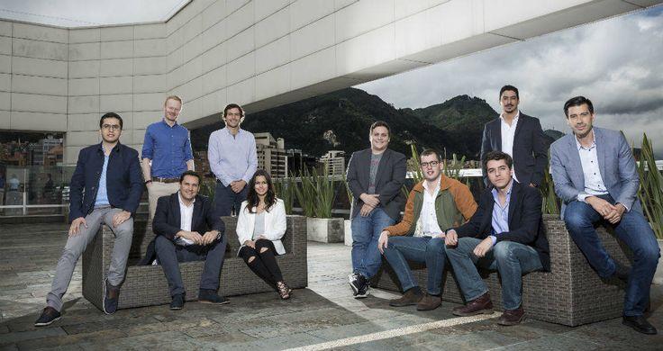 Ellos son los emprendedores colombianos que fueron al borde de lo imposible -- Equipo de emprendedores Ventures/Dinero.