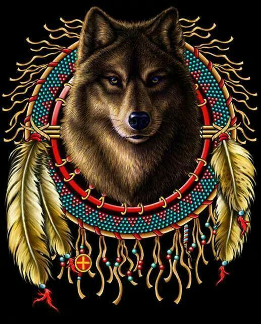 Aniwaya - Cherokee Wolf Clan