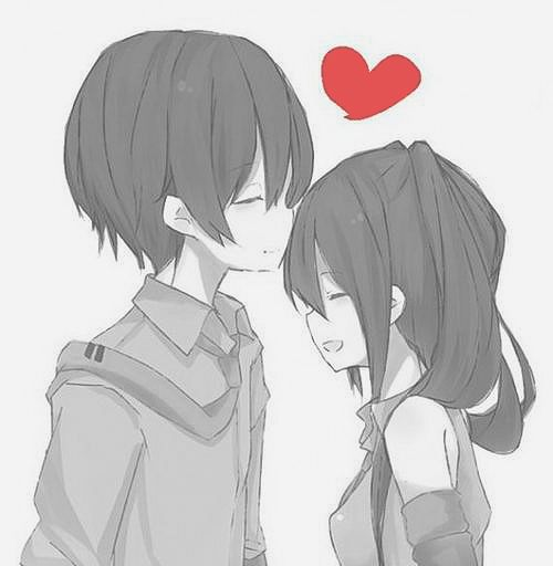 48 best images about Anime couples on Pinterest | Couple ...