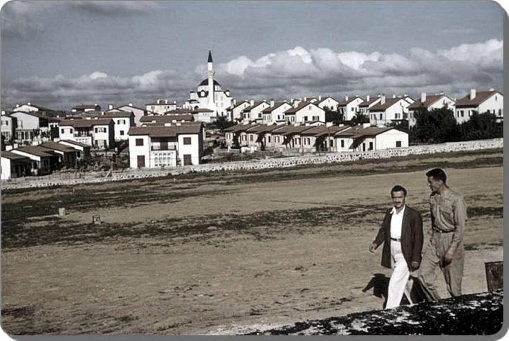 1. Levent villaları - 1957