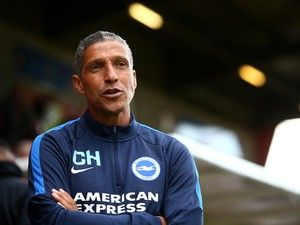 Chris Hughton: 'Brighton & Hove Albion prepared for Premier League football'