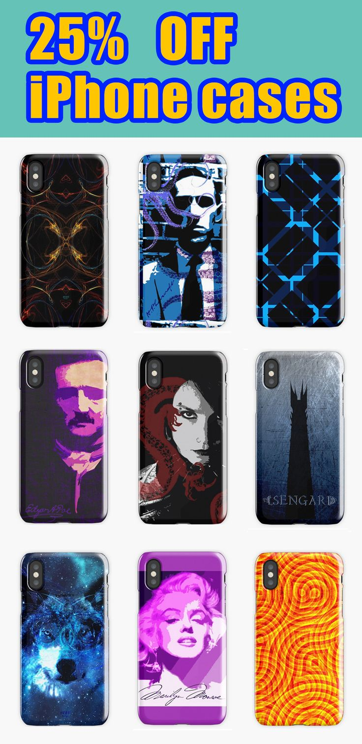 25% off iPhone Cases, Samsung Cases, & iPhone Wallets. Use code GIFTCASES. Modern iPhone Cases by Scar Design. #sales #discount #save #iphonewallet #iphone #plaid #colorful #colors #fun #marilynmonroe #39 #thegirlwiththedragontattoo #movies #cinema #bookworm #books #cinephile  #iphonecase #style  #shopping #onlineshopping #art #trendy #popular #family #redbubble #giftsforher #giftsforhim #gifts #modern #scifi #fantasy #wolf #xmasgifts #christmasgifts #poe #lovecraft #cthulhu