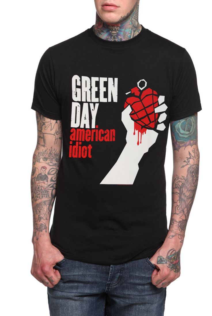 american idiot by the band green Revolution radio is the twelfth studio album by american punk rock band green day, released on october 7, 2016 through reprise records the album's lead single, bang.
