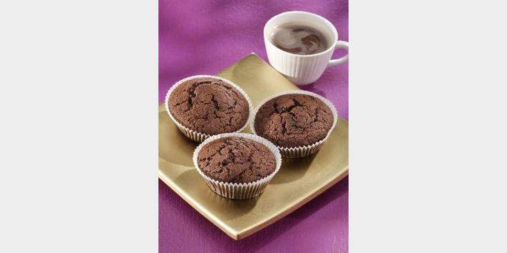 Valmista Suklaamuffinit tällä reseptillä. Helposti parasta!