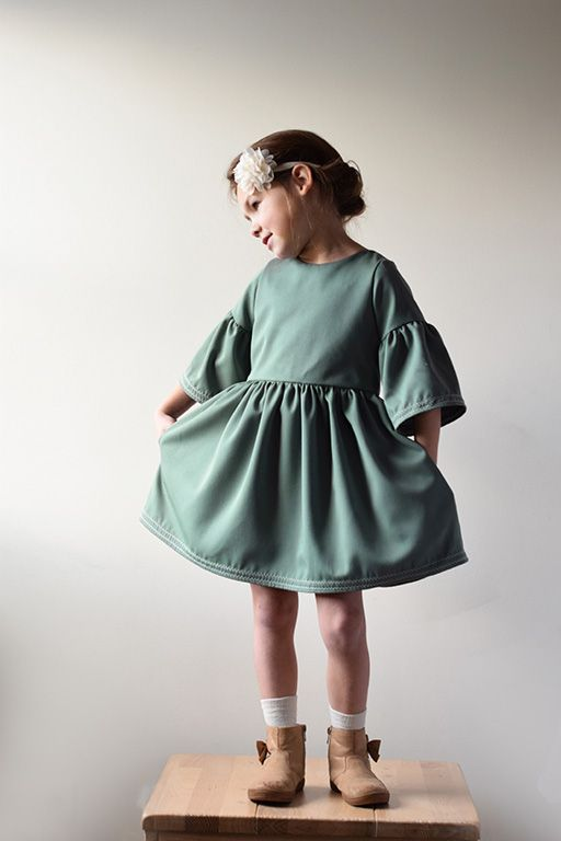 Vintage dress Duchess and hare Sewing love