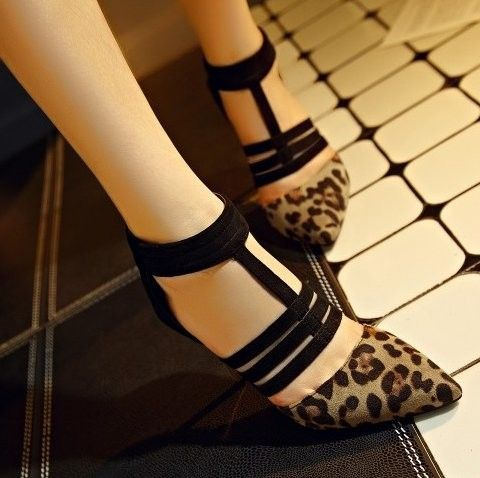 pointed toe high heel sandals