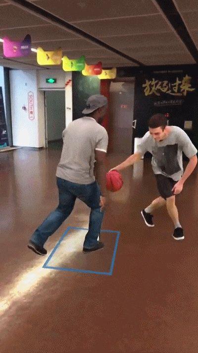 prosthetic knowledge — 4DAR ARKit Unity Developer 应高选 has been...