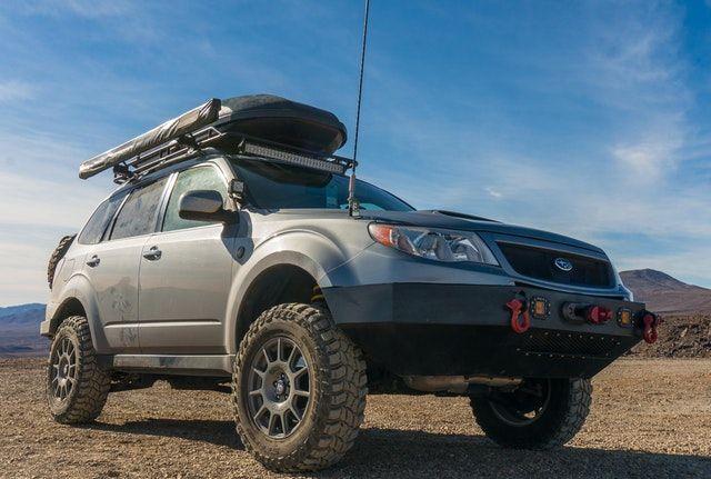 Reddit - subaru - My Subaru Forester Adventure Rig (FozRoamer