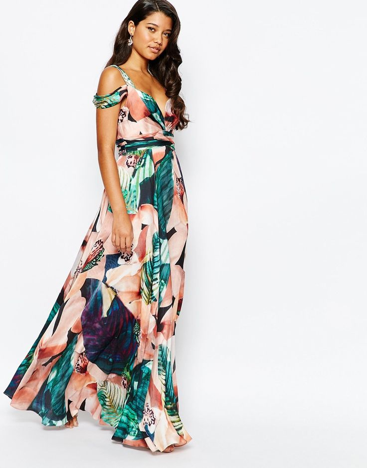 Forever+Unique+Sweetheart+Maxi+Dress+With+Could+Shoulder