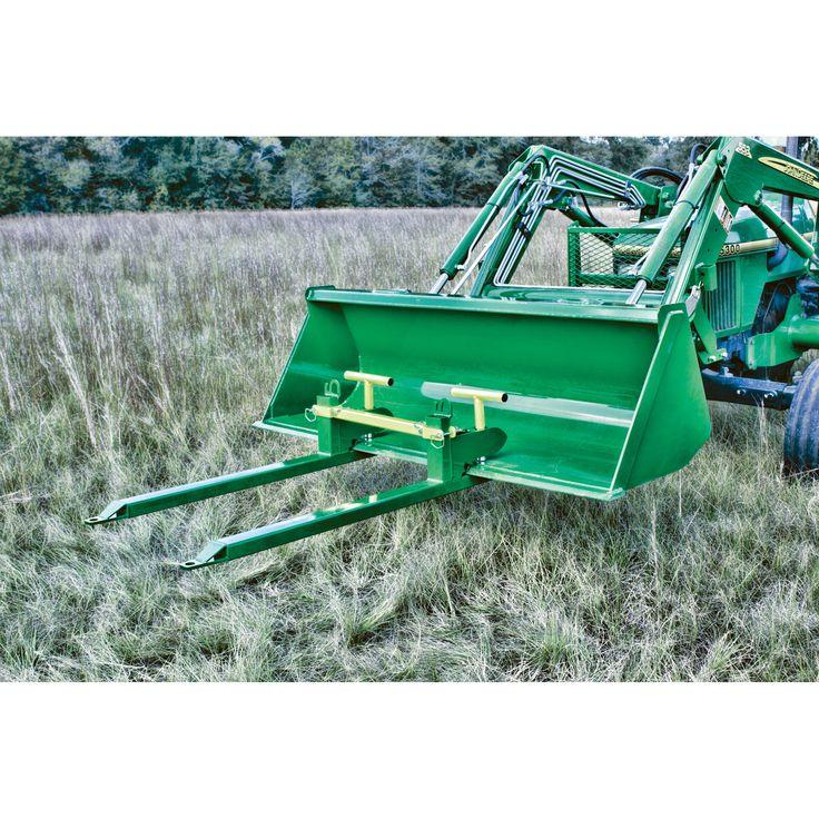 Tractor Bucket Fork Stabilizer Bar : Best point tractor log splitters images on pinterest