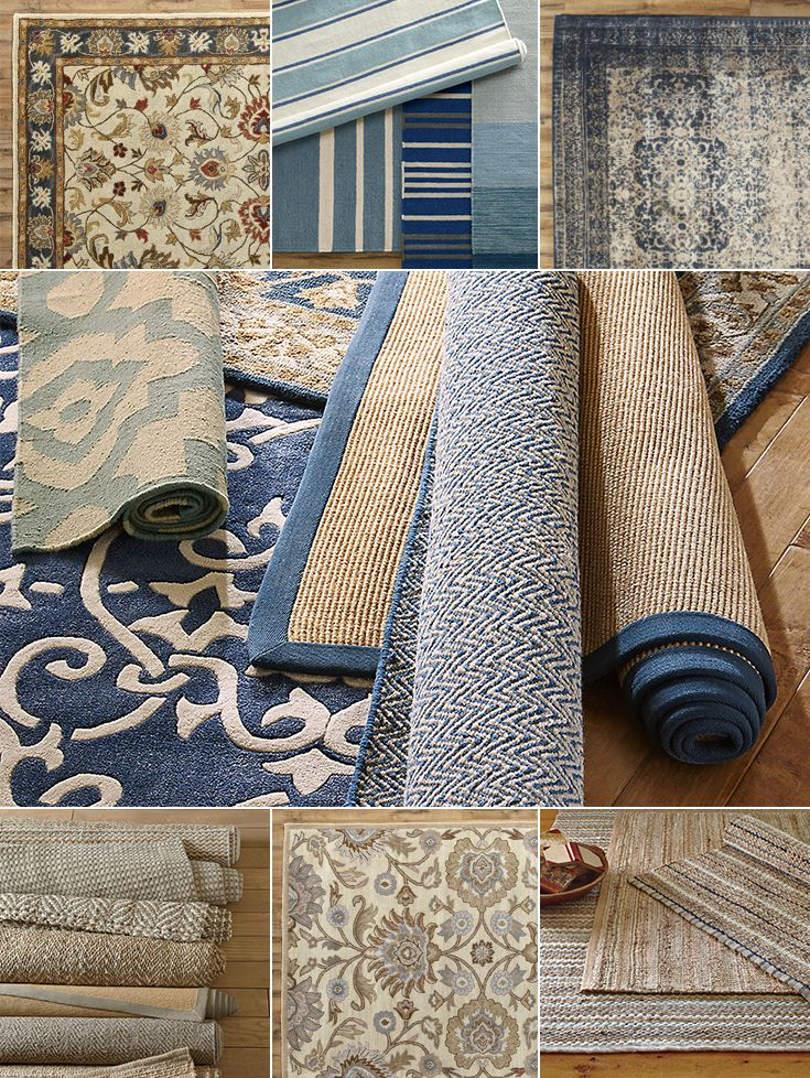 If you're looking for a way to add pattern, color, or texture to your space, the answer could be right under your feet. Shop Birch Lane's selection of rugs to find the perfect option and unroll a whole new look. Don't forget: orders $49 and over always ship free.  Plus, right now all rugs are up to 20% off!