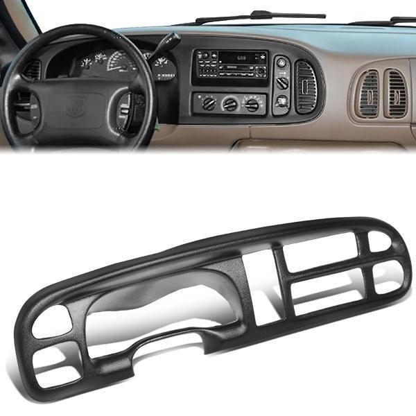 98 02 Dodge Ram 1500 2500 3500 Dash Instrument Surround Bezel Cover Cap In 2020 2001 Dodge Ram 1500 Dodge Ram 1500 Dodge Ram