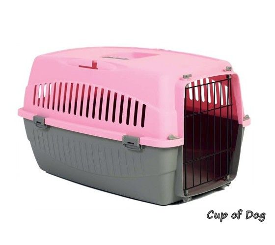 Cage transport Messager - Rose https://www.cupofdog.fr/sac-transport-chihuahua-petit-chien-xsl-351.html