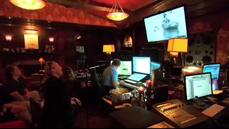 Hans zimmer studio audio system pinterest hans for Zimmer 0 studios elda